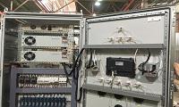 Шкаф постоянного оперативного тока - компоновка системы СЕНСОР-СМ