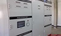 Щит постоянного оперативного тока на ПС Тепличная класса 220 кВ