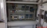 Компоновка модулей системы СЕНСОР-СМ в ЩПТ на ПС Тепличная класса 220 кВ